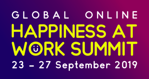 Online Happiness at Work Summit