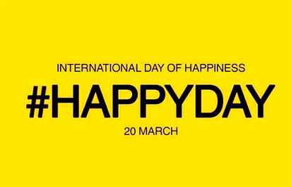 March 20: World Happiness Day. Happiness or Resilience?