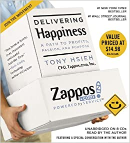 Tony Hsieh – Delivering Happiness